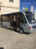 Used Shuttle bus in