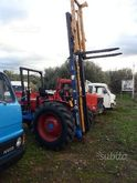 Fiat Tractor With Forklift