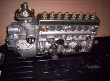 Used injection pump
