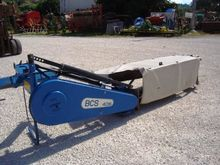Used Mower BCS 406 d