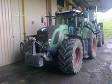 Used Tractor fendt 9