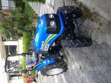 Tractor solis Mitsubishi 26hp
