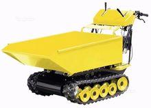 wheelbarrow tracked