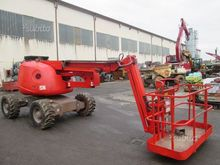 single arm haulotte HA16SPX Pla