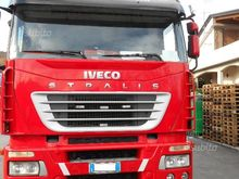 Used Lorry trailer I