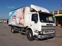 Used Scania p 93 6x2