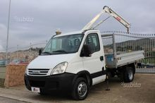 Iveco daily 35c10 crane fixed b