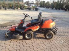 Used Husqvarna ride-