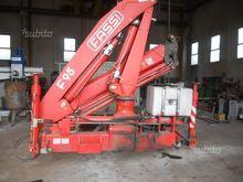 Used Fassi cranes f9