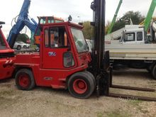 Used Forklift lift f