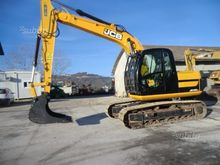 Used JCB JS130LC exc