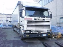 Used Truck Scania 93