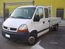 Renault Master 2.5 dCi 100 3rd