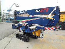 Aerial Platform Cela Spyder DT2