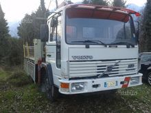 Used Volvo FL6 tippe