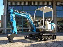 Used Mini excavator Messersi M