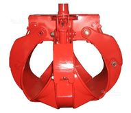 PM 4/130 hydraulic grapple for