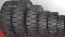 Used Solid tires sup