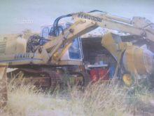 benati csb120 tracked excavator