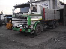Used Scania truck r1