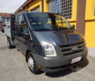 Ford transit 2.4 td double cab.