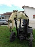 Used Forklift with l
