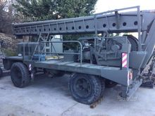 Auger 4x4 for water wells