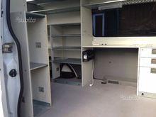 Sortimo Mercedes - stand Shelf