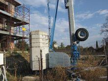 construction crane Benazzato
