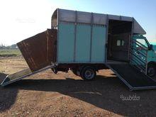 Sale VAN horse transport