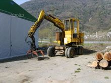 for logs or pipe handling crane