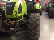 Used Tractor Claas a