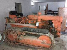 Tractor OM 58 + plow SOGEMA