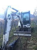 Excavator BOBCAT 334 D