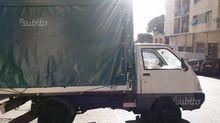 piaggio Truck