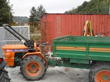Used Tractor goldoni