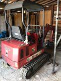 Mini excavator Hinowa