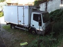 Isothermal Iveco van with 75 Re