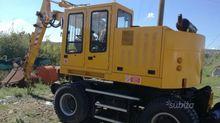 rail loader ACF 5000 Acmar