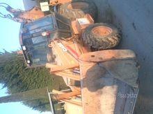 Used Case excavator