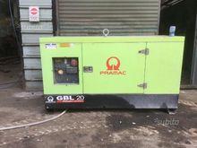 Used generator in Ga