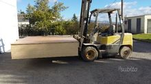 Used Forklift daewoo