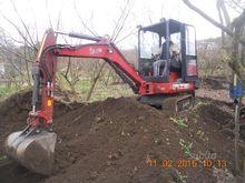 Mini excavator 30 tons hinowa
