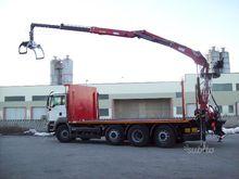 Arrangements for timber transpo