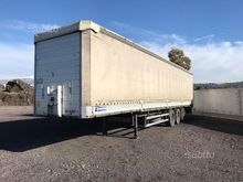 Used curtainsider se