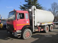 Trucks fiat 330.30 - sewer drai