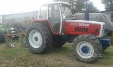 Used Tractor Steyr 8