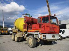 Concrete mixers Astra BM304F