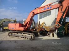 Used Excavator Fiat