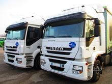 Used Tractor Iveco S